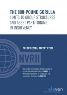 The 800-pound Gorilla: Limits to Group Structures and Asset Partitioning in Insolvency